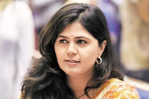Bomb should be tied around Rahul Gandhi, sent to another country: Pankaja Munde