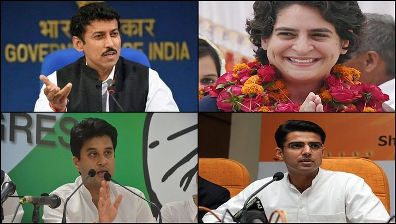 5 'young' politicians who will be prominent figures of Indian politics in future