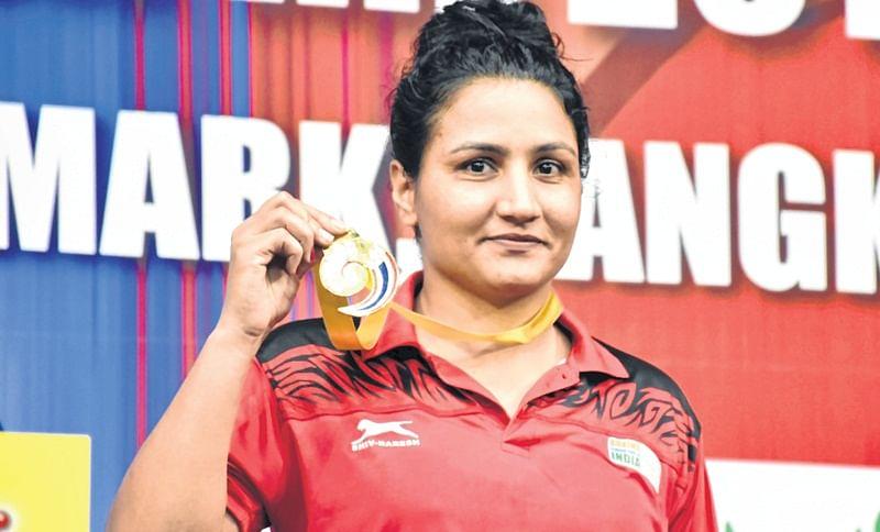 Pooja Rani stuns world champion