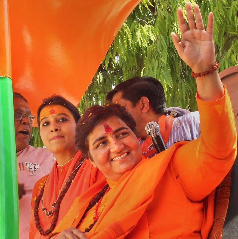 Lok Sabha elections 2019: 100 Pune citizens to campaign against Sadhvi Pragya Singh Thakur in Bhopal