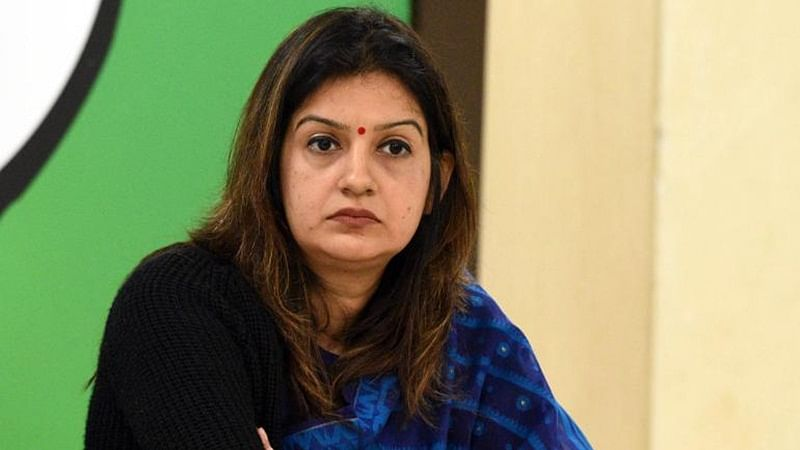 Priyanka Chaturvedi quits Congress after party brings back leaders who misbehaved with her