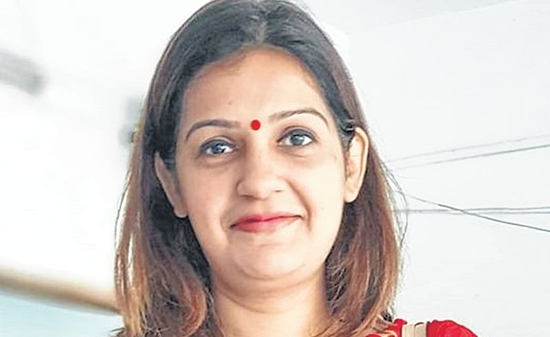 Shiv Sena appoints Priyanka Chaturvedi as 'Upneta'