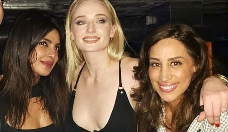 Priyanka Chopra, Sophie Turner travel along with Jonas Brothers for concerts