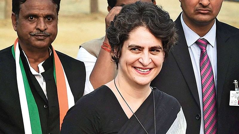 General Elections 2019: Priyanka Gandhi surprises Modi supporters with sudden greetings