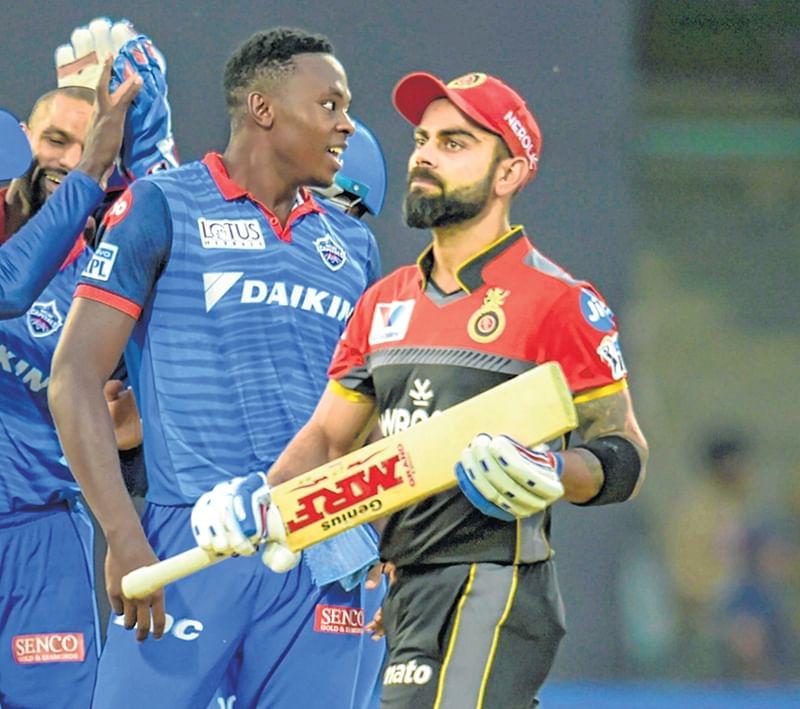 IPL 2019: Delhi Capitals, RCB part ways