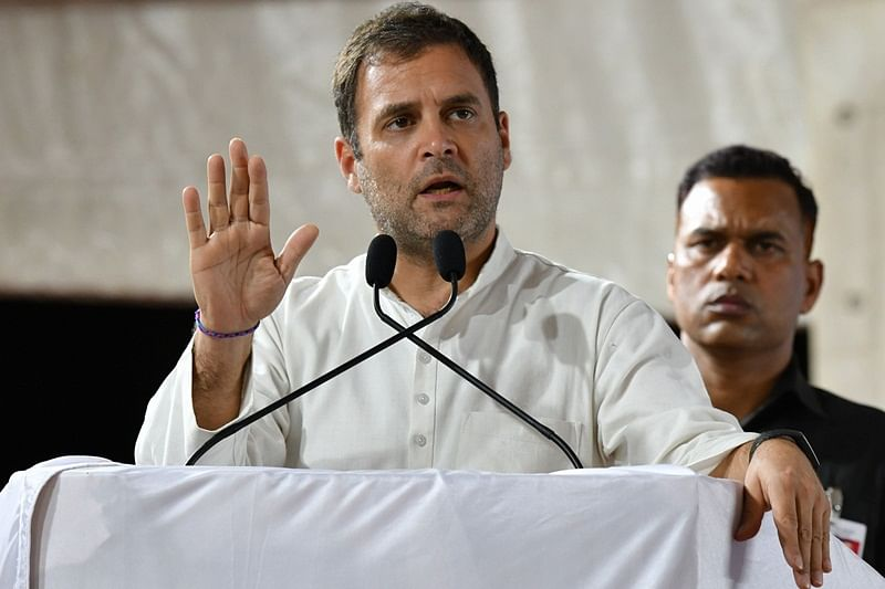 PM Modi speaks of nationalism but gave biggest defence deal to someone who has not made single aircraft: Rahul Gandhi