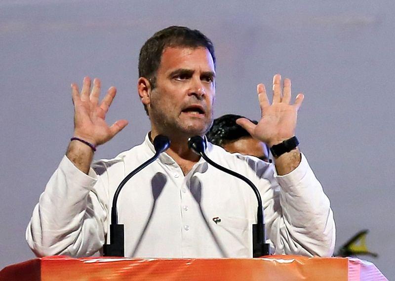 Supreme Court seeks Rahul Gandhi's explanation on 'chowkidar chor hai' remark