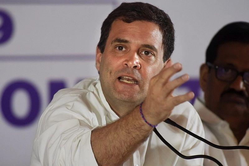 Rahul Gandhi vows 'kisan budget', law to protect farmers