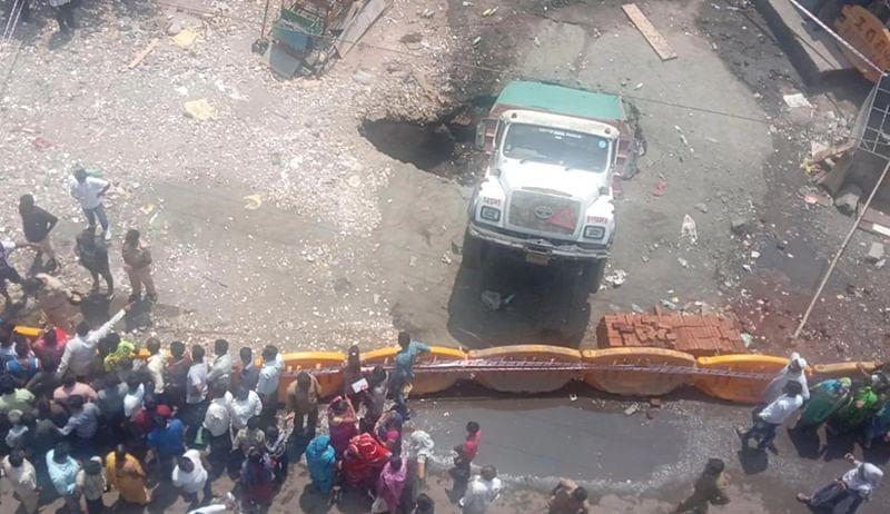 Mumbai: Three kids, a woman rescued from Chembur's septic tank
