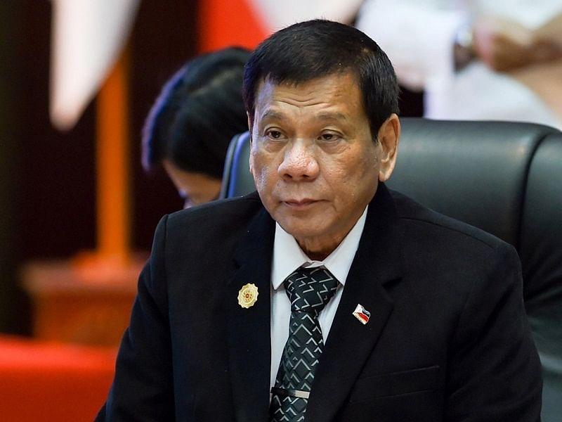 President Rodrigo Duterte threatens 'war' against Canada over trash