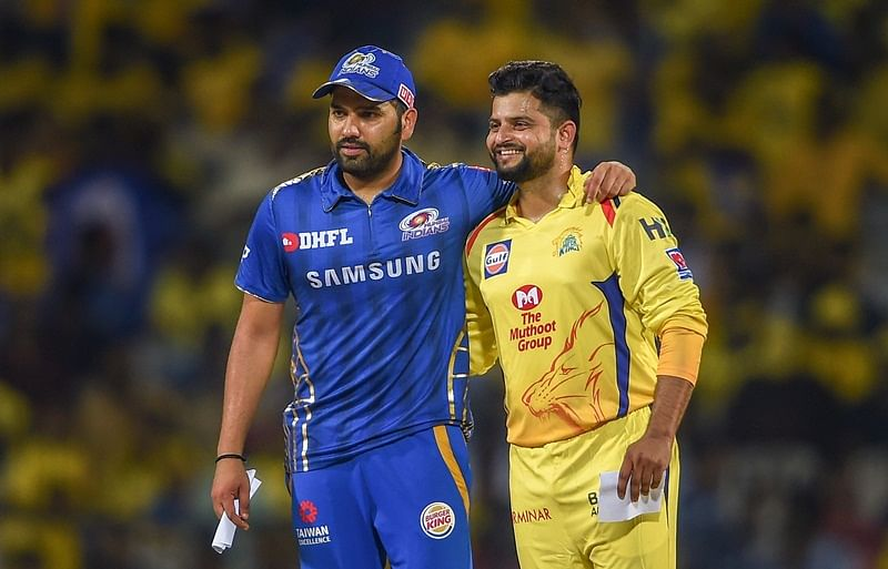 It was a massive boost that MS Dhoni wasn't there in the match: Rohit Sharma
