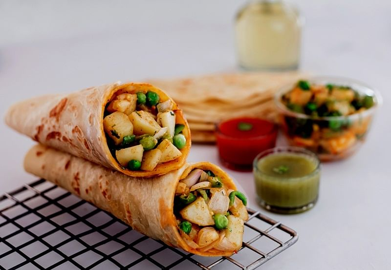Wrap this roll! Chewing on the growing popularity of wraps and rolls