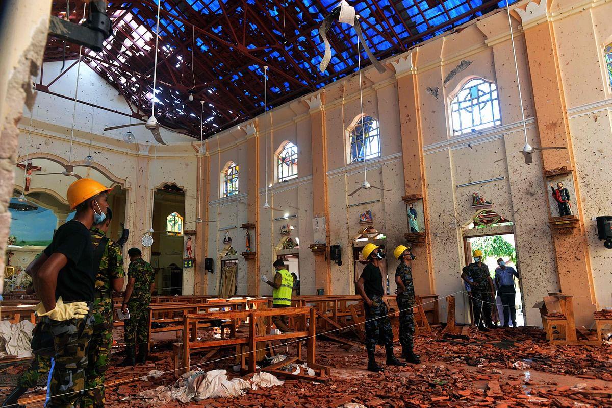 Sri Lanka never expected bombings of such magnitude: Defence Secretary