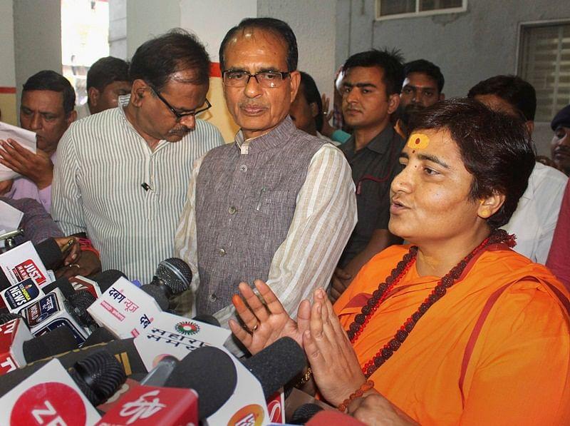 Those who tortured me for 9yrs should apologise: Pragya Thakur