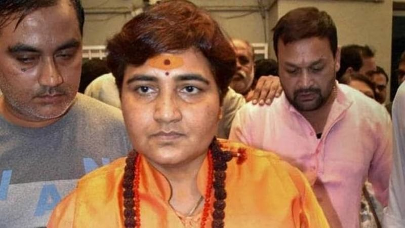 Terror-accused involved in bombing Pragya Thakur nominated to Parliament's defence panel