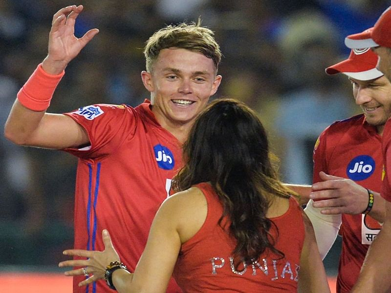Sam Curran shakes leg with Preity Zinta after taking hat-trick against Delhi Capitals, watch