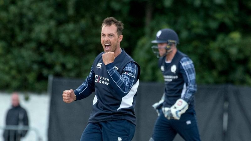 Scotland all-rounder Con de Lange dies at 38 due to brain tumour