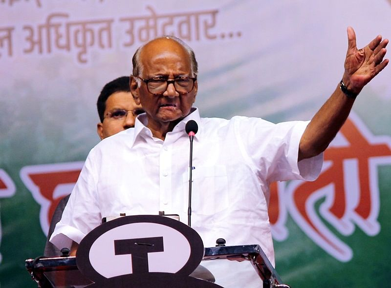 2 former CMs felled, Sharad Pawar kin is routed