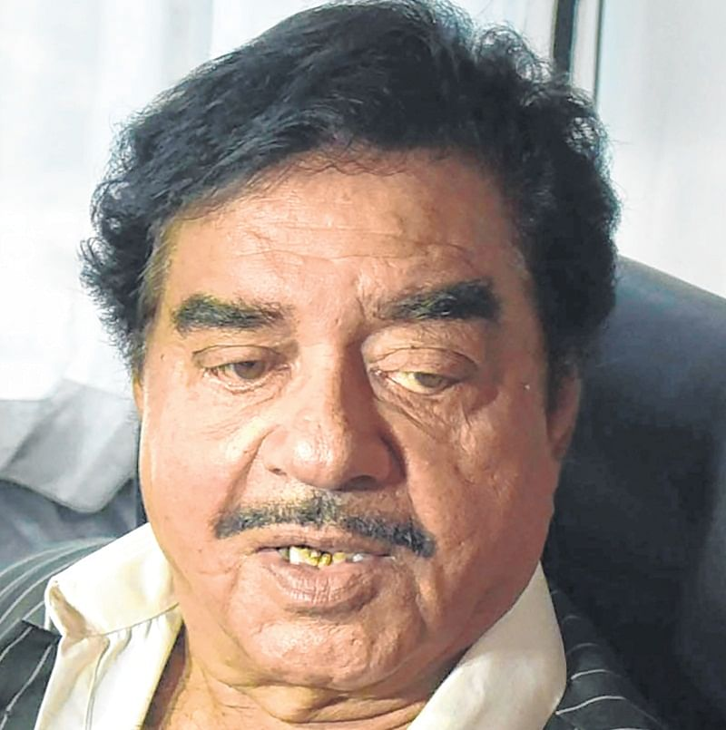 Mention of Mohd Ali Jinnah a slip of tongue: Shatrughan Sinha