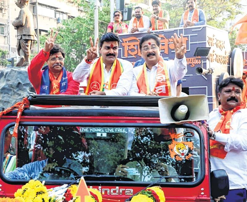 Another setback to Congress in Ahmednagar as district chief Karan Sasane resigns