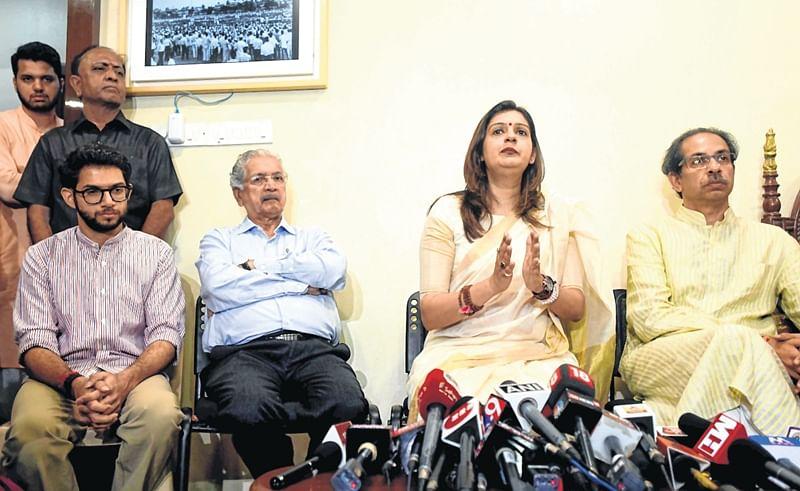 Priyanka Chaturvedi's entry enlivens poll scene, evokes sharp reactions