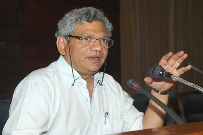 Mahabharat, Ramayna are specimens of Hindu violence: Sitaram Yechury