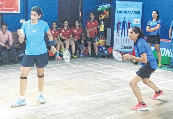 Daisy Queens to clash against Rose Tossers in badminton final