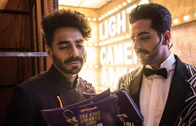 Ayushmann Khurrana and Aparshakti Khurrana's flashback from Roadies' days will leave you stunned