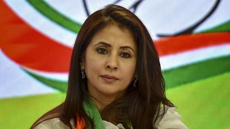 I am not joining any political party: Urmila Matondkar