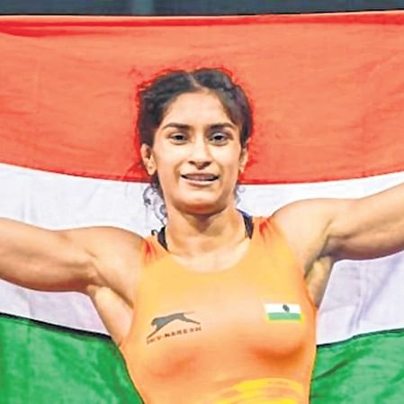 No athlete has benefitted from Haryana sports policy, says Vinesh Phogat