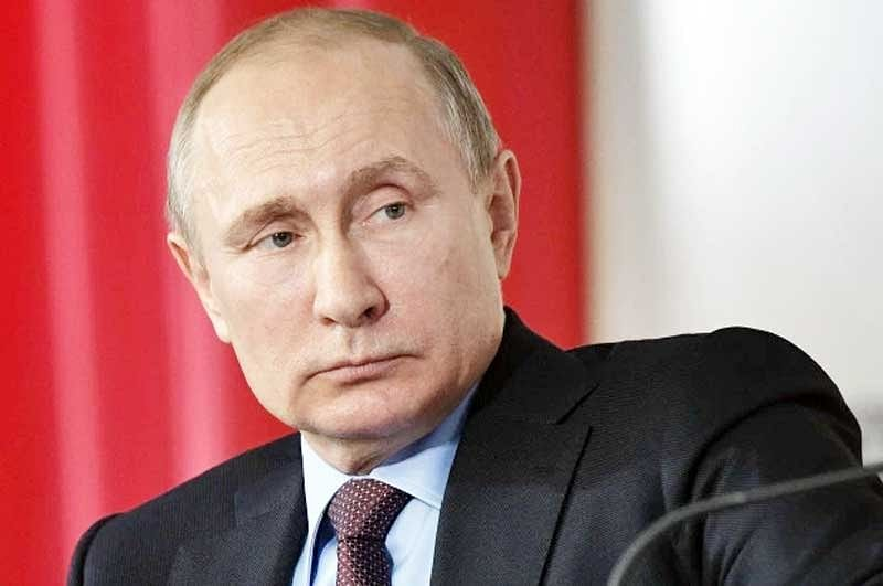Thinking of simplifying nationality process for all Ukraine: Vladimir Putin