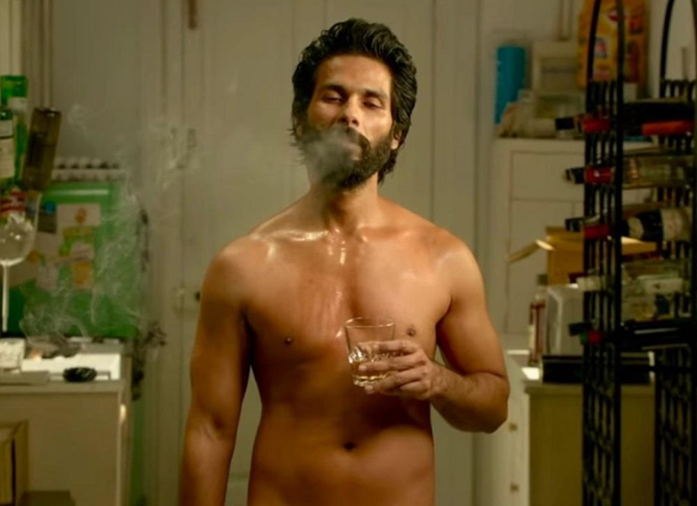 Shahid Kapoor smoked over 20 cigarettes in a day for 'Kabir Singh'