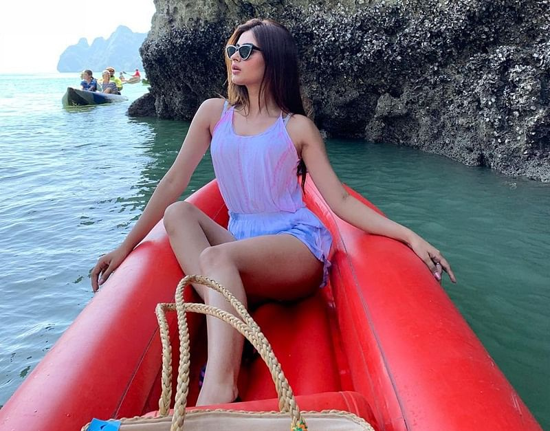 'Every experience broadens your horizons', says Ragini MMS: Returns web series actress Karishma Sharma