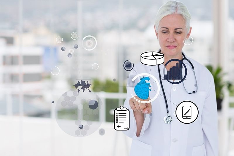 How technology is transforming healthcare