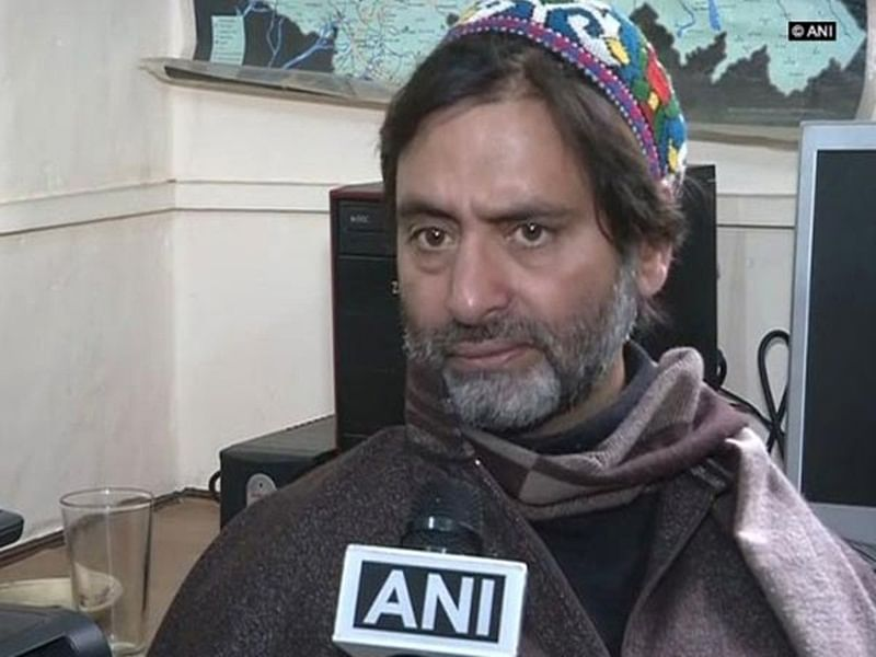 IAF personnel killing case: Hearing against Yasin Malik adjourned to October 23