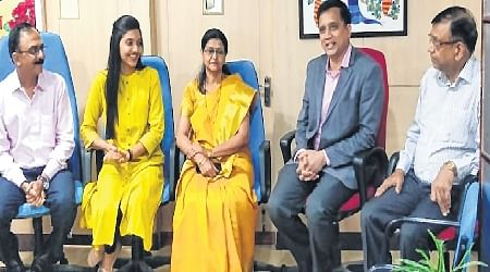 Bhopal: Only a person determined to achieve goals can be successful: UPSC topper