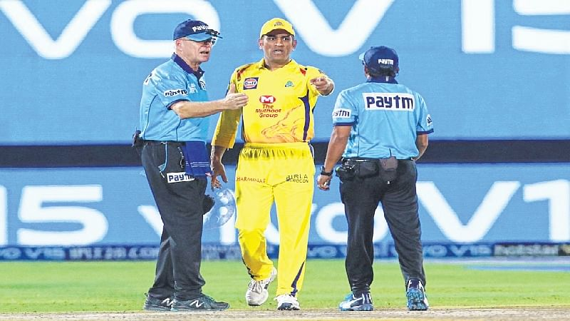 IPL 2019: 'MS Dhoni's altercation sets wrong precedent'