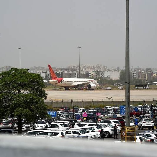 Take-off of Air Asia flight aborted due to bird-hit at Ranchi airport