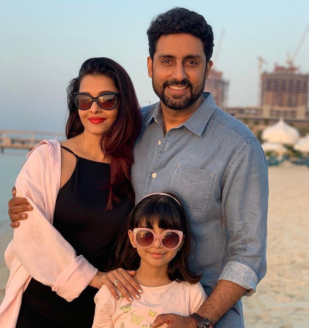 Aishwarya Rai Bachchan, Abhishek Bachchan give vacay goals with Maldives trip