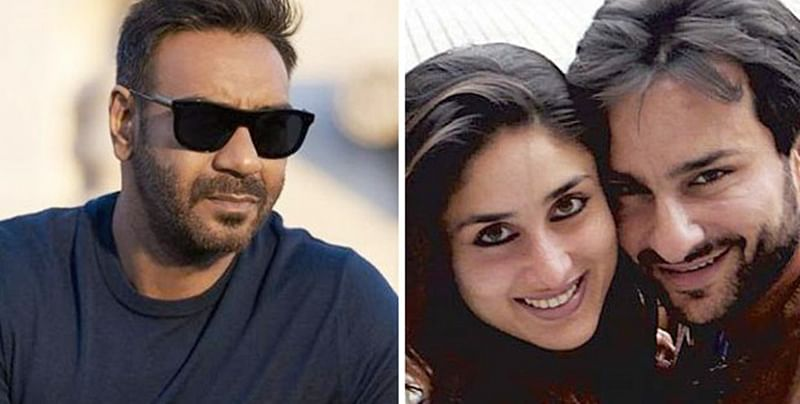 Ajay Devgn in De De Pyaar De trailer takes a wicked dig at Saif-Kareena's massive age gap
