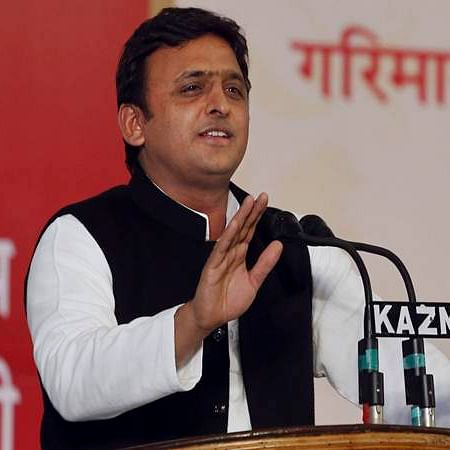 Will withdraw all cases against Azam Khan if Samajwadi Party comes to power in Uttar Pardesh: Akhilesh Yadav