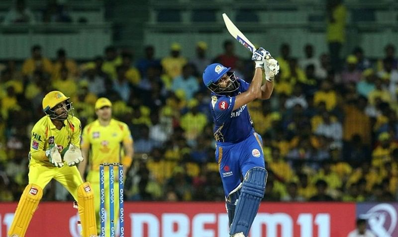 Twitterati on fire as Ambati Rayudu becomes 4D player with wicket-keeping during CSK vs MI game