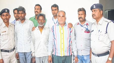 Indore: Three held with 25 kgs of cannabis worth Rs 6 lakh