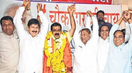 Indore: Jolt to Lalwani, his supporters lose Sindhi panchayat polls
