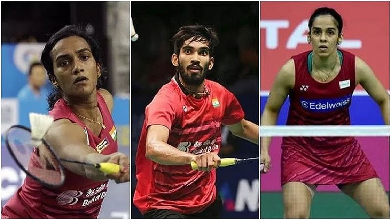 Singapore Open: Sindhu, Saina, Srikanth in quarter-finals
