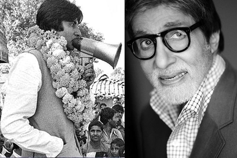 Flashback Friday: When EC banned Big B's films during 1984 Lok Sabha Elections