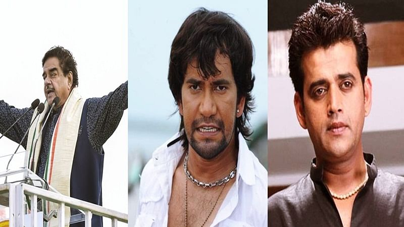 5 male celebs who will be contesting Lok Sabha elections 2019