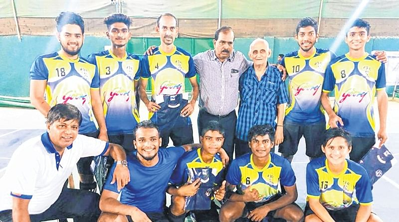 Bombay Republicans defeat Coorg SC in hockey final