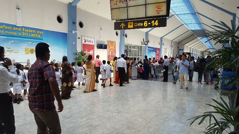 Sri Lanka serial blasts: Tourists flee destination