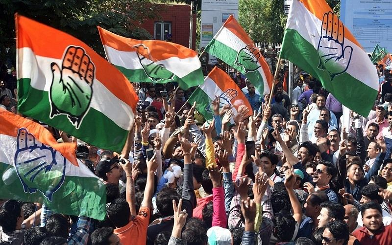 Indore: 'Saints, sadhvis in BJP are hypocrites'